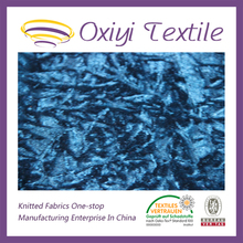 polyester tinsel fabric