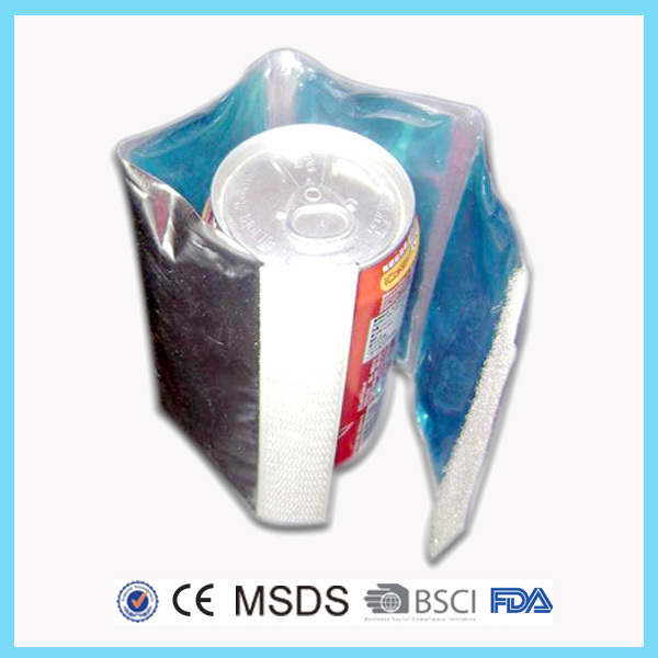 Hot Selling Reusable Ice Bag For Cooling Drink And Beer