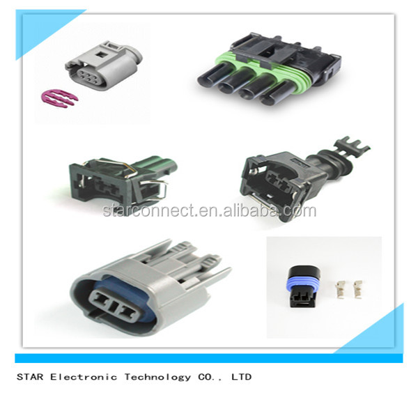 different types of connectors