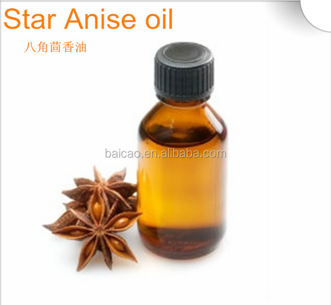 100% Pure Natural trans-Anethole Anise camphor