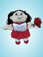 "2011 lastest 10"" hand puppets toys DO6081363"