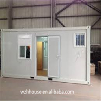 hot sale 20ft container house
