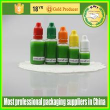 Green Ear Eye Dropper Bottle Safety Screw Cap 10ML PE PET PE