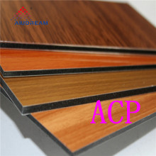 acm/acp alucobond panel price cheap wooden fence panels