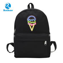 Supplier Small Order Accept Quick Lead Latest Beautiful Luminous New Style School Bags For Girls
