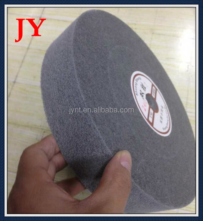 Non-Woven Polishing Wheel,stainless steel polishing disc,Abrasive disc