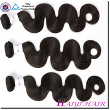 Natual Color Remy Human Dyeable Indian Virgin Wholesale Indian hair Indian Long Hair Buns