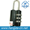 YH9958 Resettable Combination Travel Lock Luggage