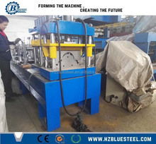 Hot Sales For Africa Ghana Market Metal Roof Ridge Cap Roll Forming Machine