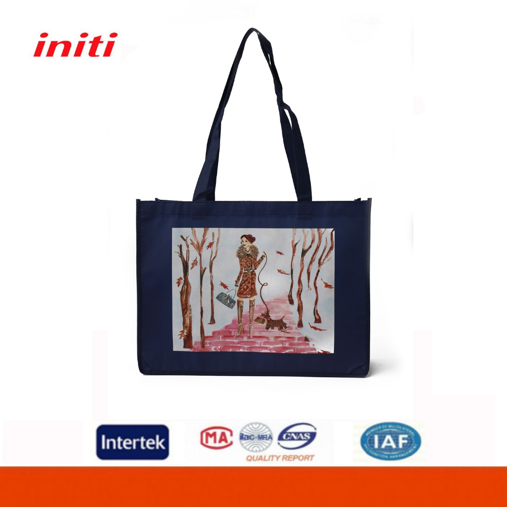 2016 Initi Promotional Cheap Pp Non Woven Gift Bag