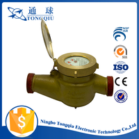 Alibaba China NO.1 Meter Trading Wholesale High Quality Drinking water meters 15mm-20mm