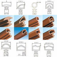 Factory Price Soft PVC Profiles Rubber