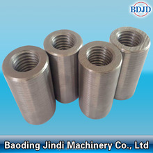 construction material threaded splicing steel rebar couplers rebar coupler price