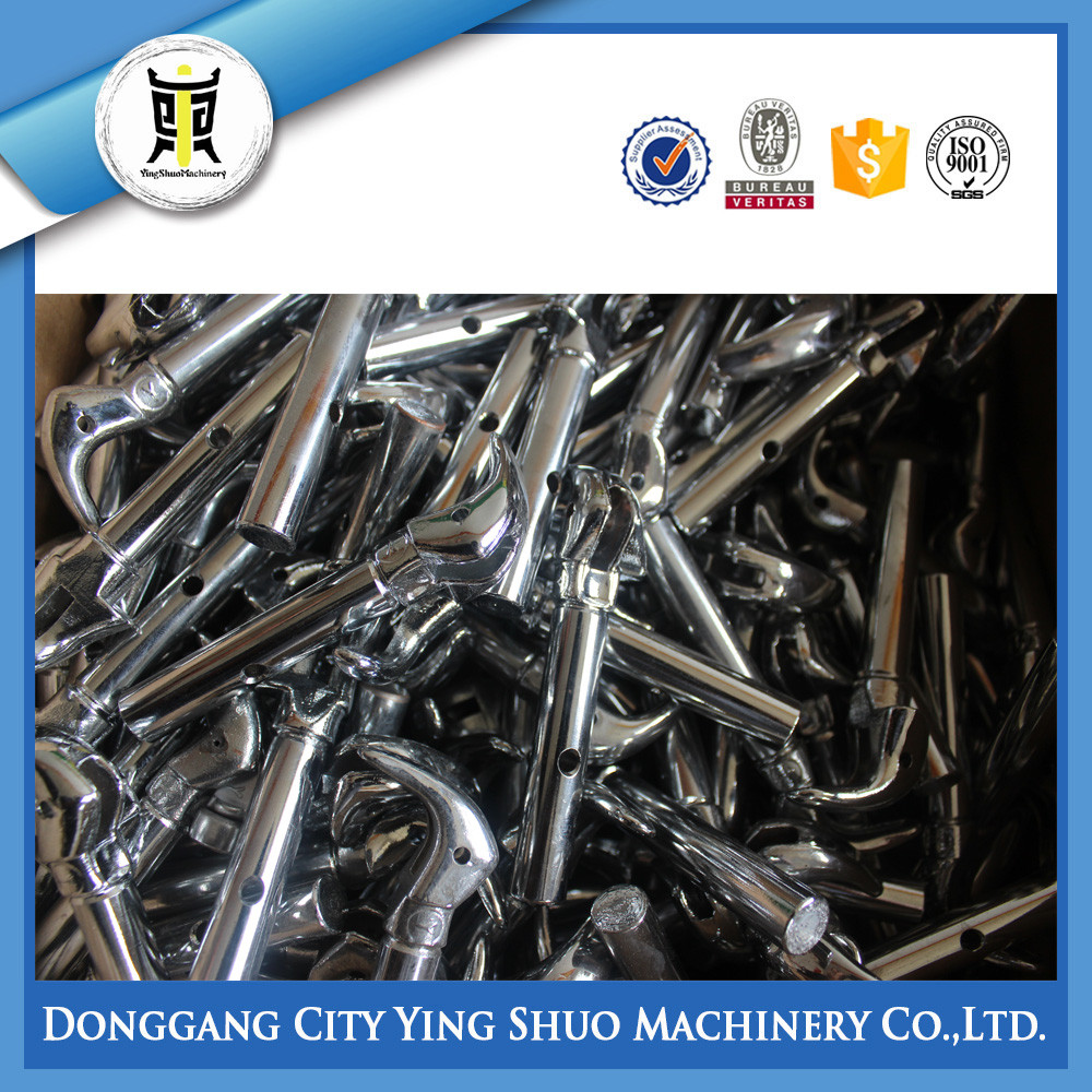 yingshuo knotter better then German square baler knotter