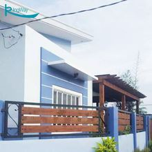 Family Type Light Steel New Prefabricated House Germany Prices