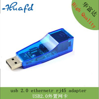 wholesale high speed blue usb 2.0 rj45 wireless network adapter for tablet