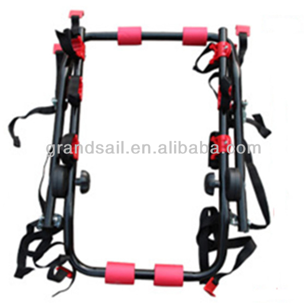 car trunk/roof bike carrier bicycle rack