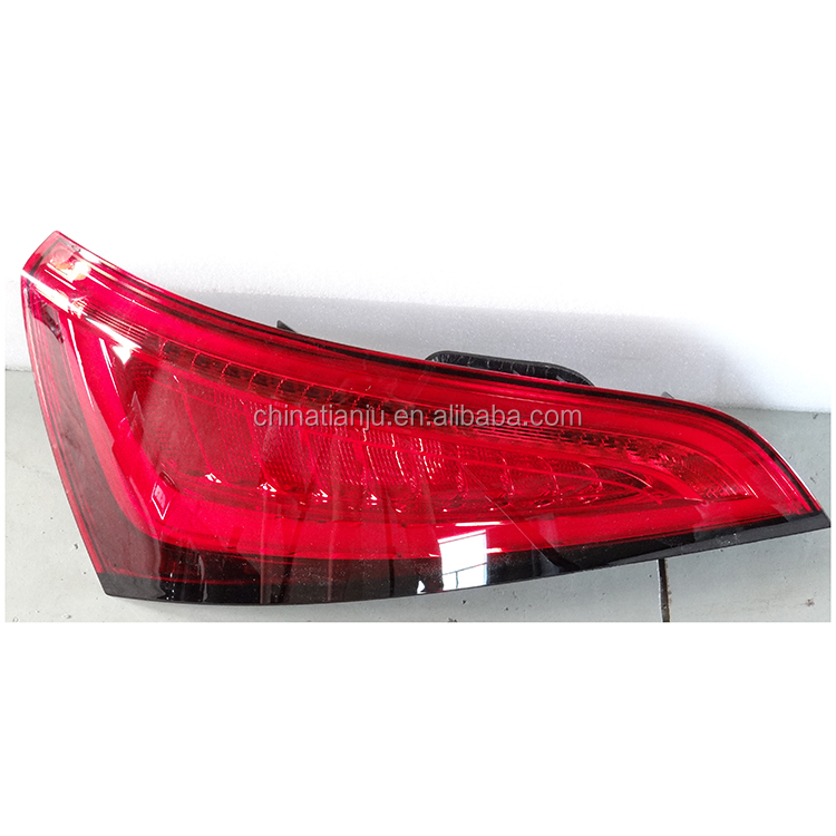 China gold manufacturer customized car vehicle automobile led tail lights for audi Q5