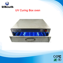 Drawer Type UV Curing Box oven dryer + LED lamp 84W for LCD refurbishment LED curing oven