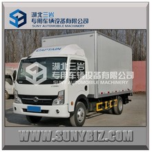 DONGFENG Van Truck 2Tons to 4Tons Cabstar Light Duty Cargo Truck