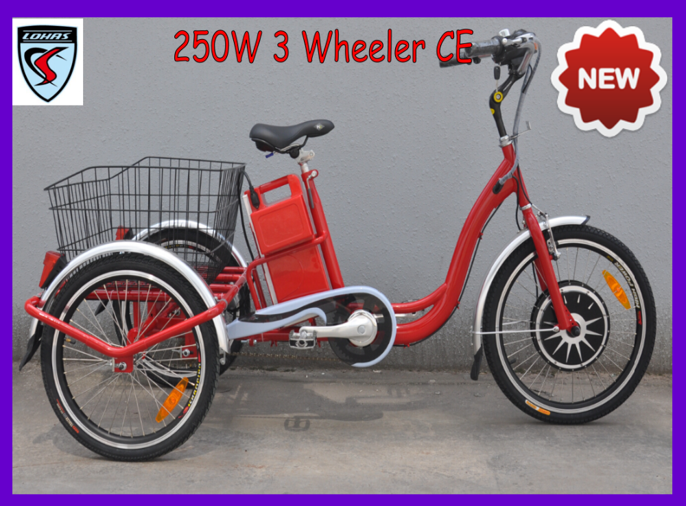 lohas electric tricycle cargo 800w 1000w big motor