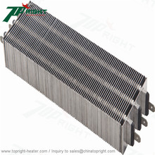 1500w electric PTC insulative corrugated heaters for air conditioner