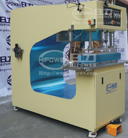 Inflated Membrane Structure welding machine for Fabric, Tensile, PVC coated cloth