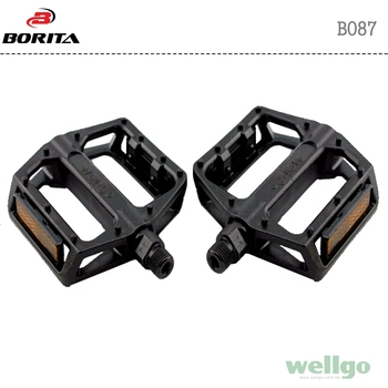 Wellgo Top Brand High Qaulity Big Flat Platform Bicycle Pedal