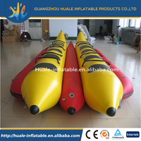 10 person inflatable flying fish inflatable boat for water game play
