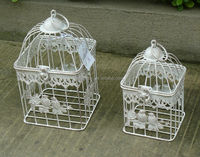 mini decorative iron ornamental cages bird