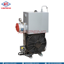 Customizable Hydraulic Oil Cooler For Mixer Truck