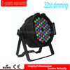 China good quality 32bit dimming 54*3w pro stage rgbw par led light