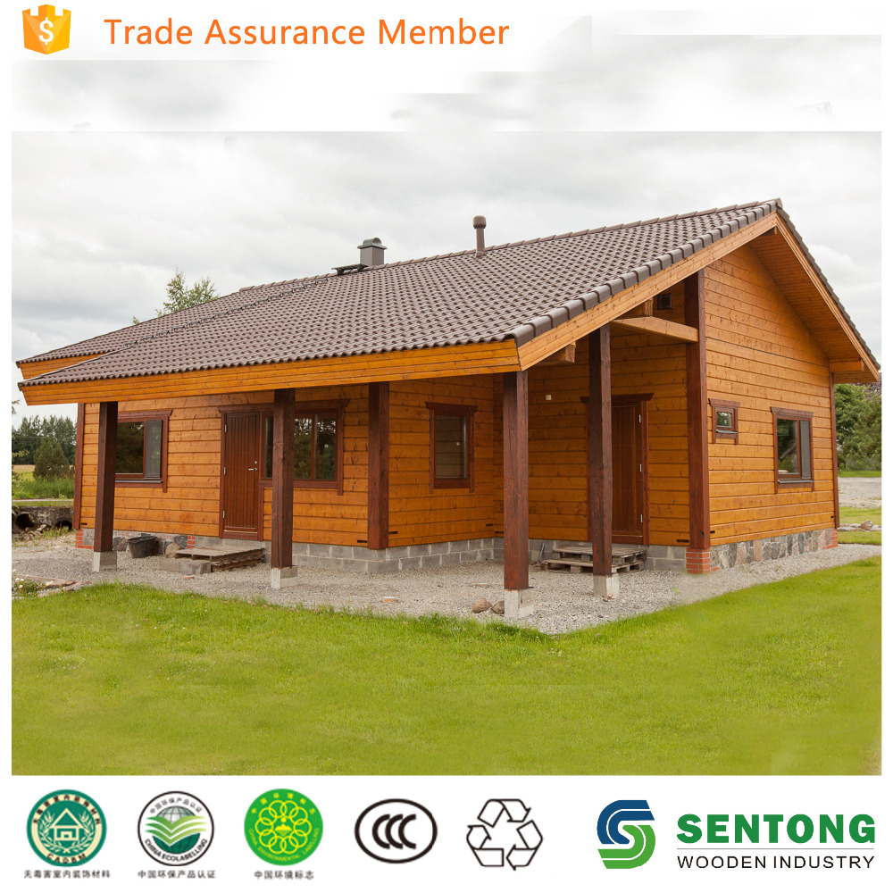 Good Quality Spruce wooden house/log cabin