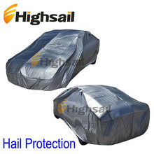3 Layer Materials Anti-hail Car Cover