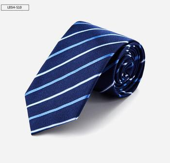 Custom men silk ties with OEM service