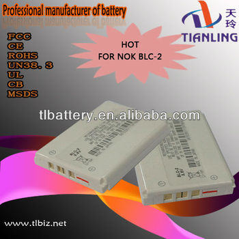 for nokia 3310 battery BLC-2 BATTERY