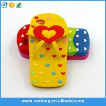 Latest arrival low price silicone decorate cell phone case China wholesale