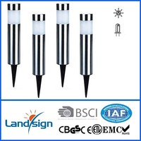 solar light factory with BSCI and ISO9001 certified cheap solar lights outdoor