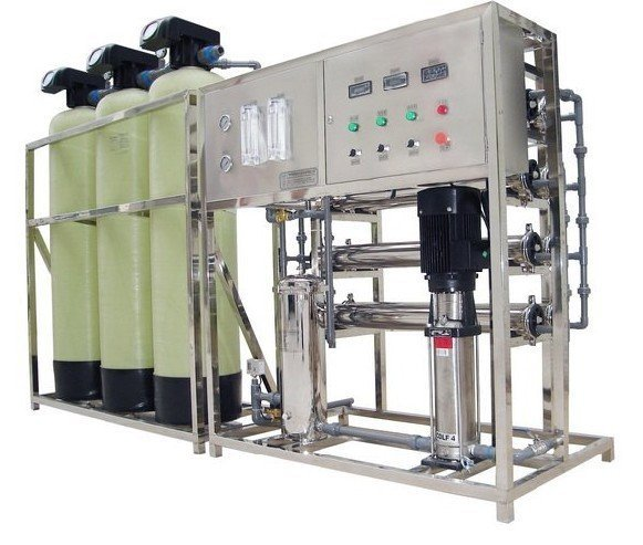 KYRO-2000L/h Hot selling salt water treatment plant for pure drinking water factory