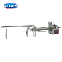Skywin SK-320 Automatic Biscuit/Cookie/Bread/Cake/Chocolate Horizontal Packing machine