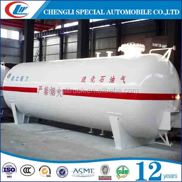 High Quality Q370 Carbon Steel liquid Ammonia Storage ground tank