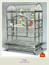 Stainless steel big parrot cage