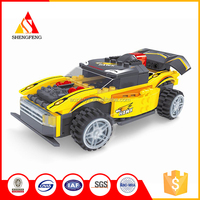 New Style Radio Control Car Assemble