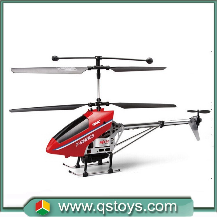 """2015 new arrival!T04C fpv helicopter reote control rc radio 3 channel aerial plane"