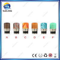 free samples dripping vape acrylicg atomizer drip tip e cigar stablized drip tips