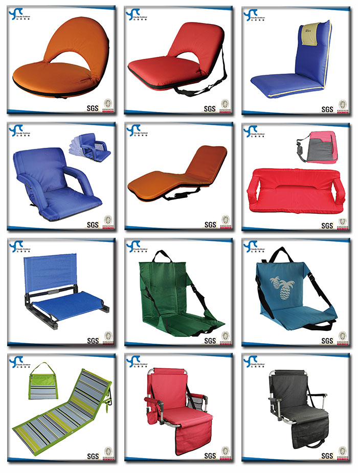 Square Beach Chair