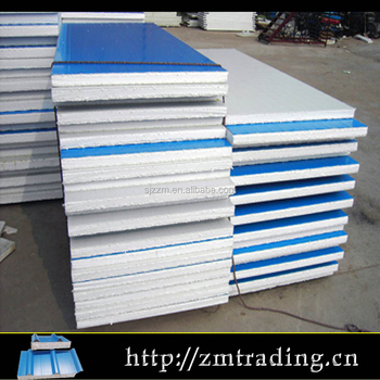 Eps Sandwich Panel / wall panel/ insulated panel