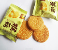 Wholesale Individual packed crisp cake hericium digestive biscuits