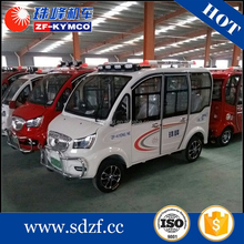 Good quality 12 seater electric passenger mini transporter van