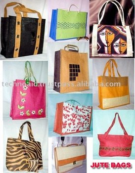 All Kind Of Jute Bags.